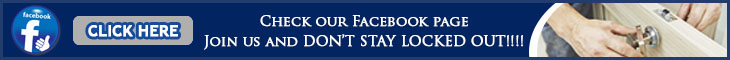 Join us on Facebook - Locksmith Ontario
